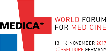 MEDICA WORLD FORUM mit MEDLIGHT